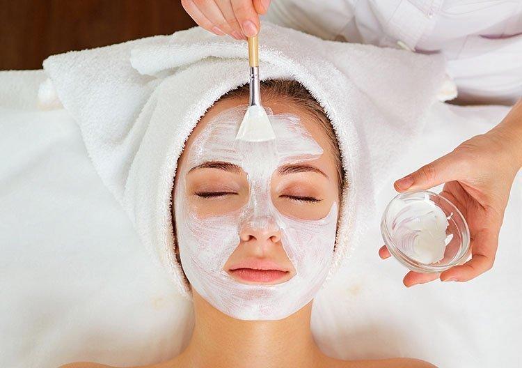 total wellness facial treatment women